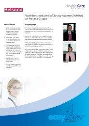 Health Care - Urs Riser Teachware AG