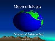 Clique aqui para baixar o arquivo Geomorfologia.