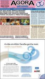 Jornal-Agora-Edicao - Agora Jornais Associados