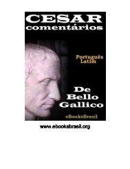 Comentários (De Bello Gallico) - eBooksBrasil