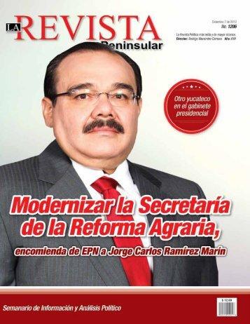 Edición 07/12/2012 - La Revista Peninsular