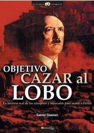 OBJETIVO CAZAR al LOBO Gabriel Glasman - Ediciones Nowtilus