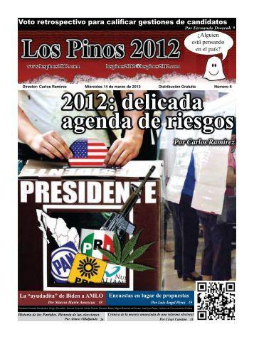 Los Pinos 2012 #6 - Grupo Transición