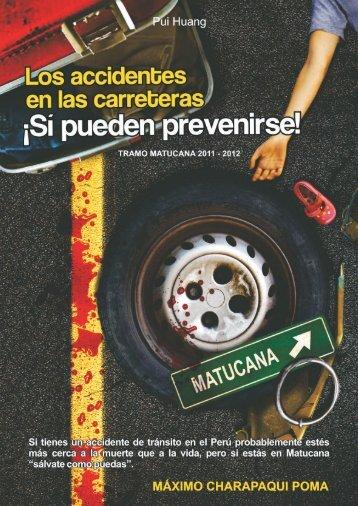 parte i: el drama de los accidentes de tránsito en el perú