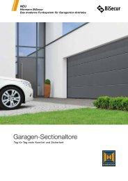 Garagen-Sectionaltore - TS Einbauservice GbR