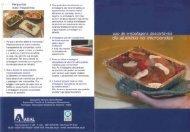 Uso de Embalagens Descartáveis de Alumínio no Microondas - Abal