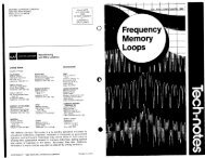 Page 1 VOL. 10 NO. 2 MARCH/APR L 1983 i Page 2 The frequency ...