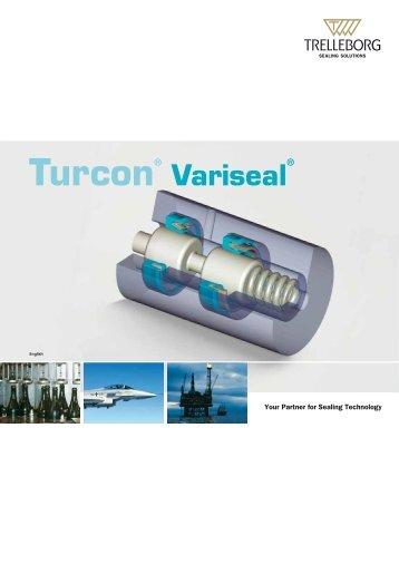 Turcon® Variseal® - Trelleborg Sealing Solutions