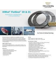 HiMod® FlatSeal™ 30 & 31 - Trelleborg Sealing Solutions