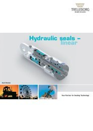 Hydraulic Seals - Trelleborg Sealing Solutions