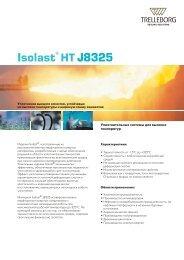 Isolast® HT J8325 - Trelleborg Sealing Solutions