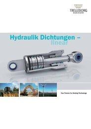 Hydraulik Dichtungen - linear - Trelleborg Sealing Solutions
