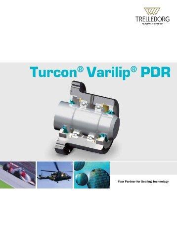 Turcon Varilip PDR - Trelleborg Sealing Solutions