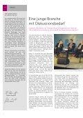 Podiumsdiskussion Fachkongress Unternehmen Interview ... - Seite 2