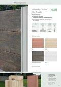 Exklusive Mauer-Abdeckplatten - UHL Verbundstein AG - Seite 2