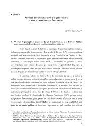 MUDANAS CLIMTICAS: NOVOS CAMINHOS ... - Senado Federal