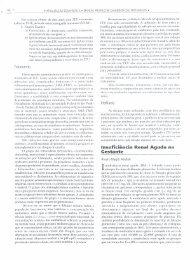 Insuficiência Renal Aguda na Gestante - Centro Cochrane do Brasil