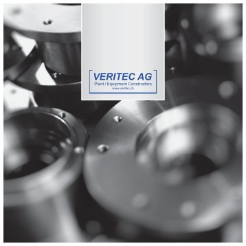 VERIFIED TECHNOLOGY - veritec.ch