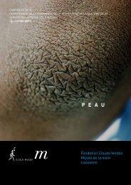 n°40–2011 P eau - Fondation Claude Verdan