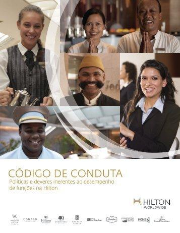 CÓDIGO DE CONDUTA - Hilton Worldwide