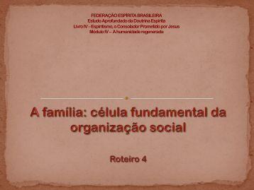 Clique aqui - Federação Espírita Brasileira