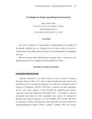 Tecnologias no Ensino/Aprendizagem da Geometria - spiem