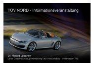 TÜV NORD - Informationsveranstaltung - TÜV NORD Gruppe