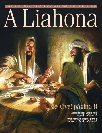 Abril de 2009 A Liahona