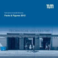 Facts & Figures 2012 - TUM