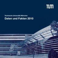 Daten und Fakten 2010 - TUM