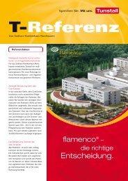 T-Referenz - Tunstall GmbH