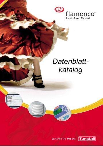Datenblatt- katalog - Tunstall GmbH