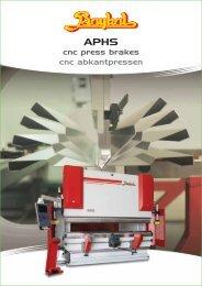 CNC Abkantpressen (PDF 672KB) - Tusch und Richter