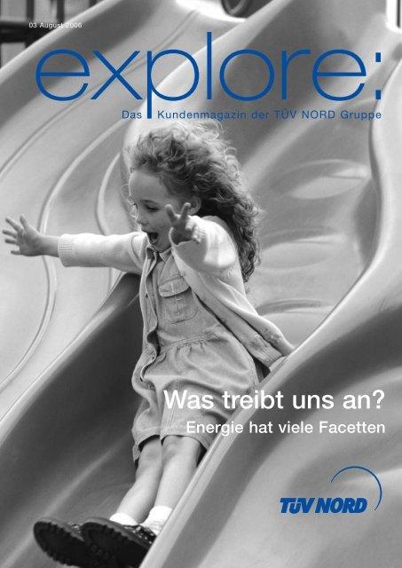 explore - TÜV NORD Gruppe