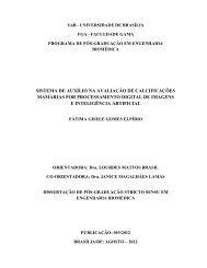 sistema de auxílio na avaliação de calcificações mamárias por ...