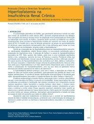 Hiperfosfatemia na Insuficiência Renal Crônica