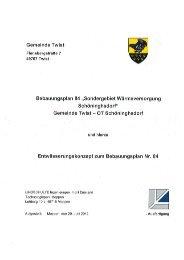 """Sehöninghsderf"""" - Gemeinde Twist"""