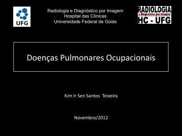 Doenças Pulmonares Ocupacionais - ANAMT