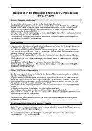 Protokollauszug 2004-07-27.pdf - Üchtelhausen