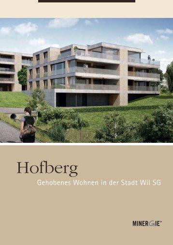 Hofberg, Wil - Ed. Vetter AG