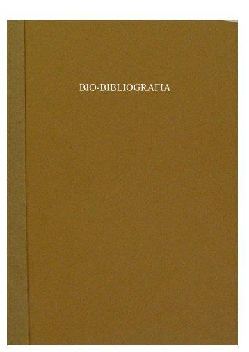 BIO-BIBLIOGRAFIA - João Martins Pereira