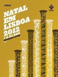 NATAL em LisboA 2012 - Câmara Municipal de Lisboa