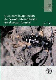 Guía para la aplicación en el sector forestal