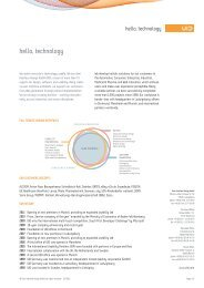 UID corporate profile - User Interface Design GmbH