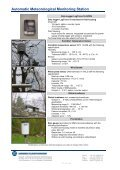 Data sheet_Meteorological station - Umwelt- und Ingenieurtechnik ... - Page 2