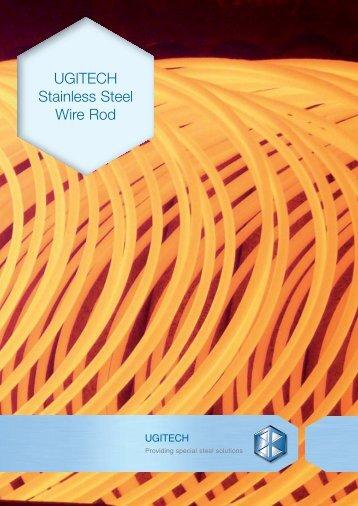 UGITECH Stainless Steel Wire Rod