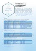 Lösungen aus nichtrostendem Edelstahl UGIPURE® - Ugitech - Seite 2