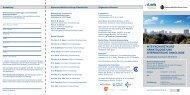 Flyer - cocs | congress organisation c. schäfer