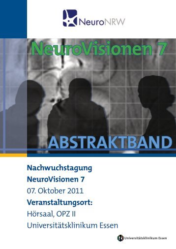 NeuroVisionen 7 - Universitätsklinikum Essen