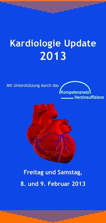 Kardiologie Update 2013 - Universitätsklinikum Essen